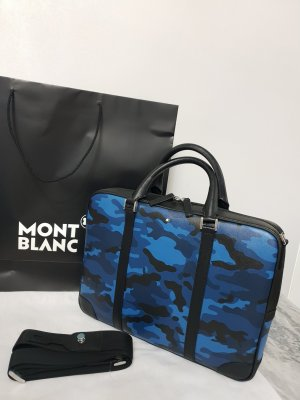 Montblanc Porte-documents multicolore