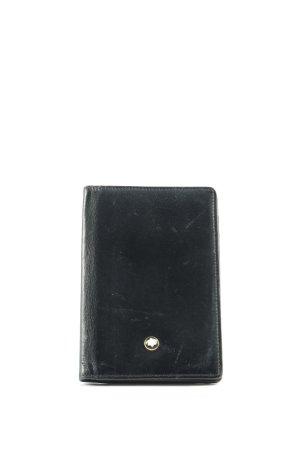 Montblanc Porte-cartes noir style d'affaires