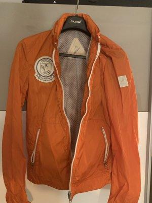 Veste d'extérieur orange