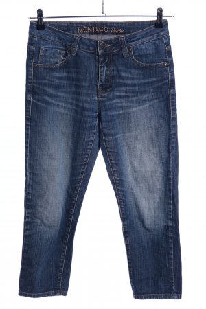 Montego 7/8 Jeans blau Casual-Look