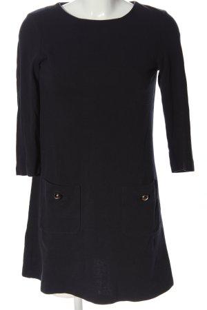 Montego A-Linien Kleid schwarz Casual-Look