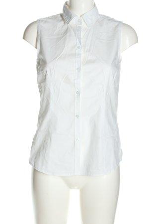 Montego ärmellose Bluse weiß Casual-Look