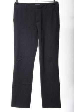 Montego Pantalón de vestir negro estilo «business»