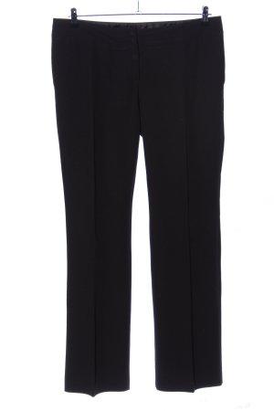 Montego Pantalon de costume noir style d'affaires