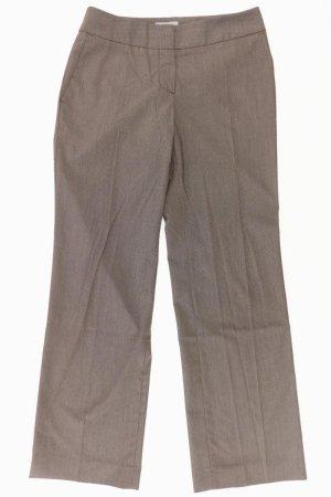 Montego Anzughose Größe 34 braun aus Polyester