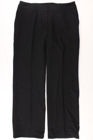 Montego Anzughose Größe 40 schwarz aus Polyester