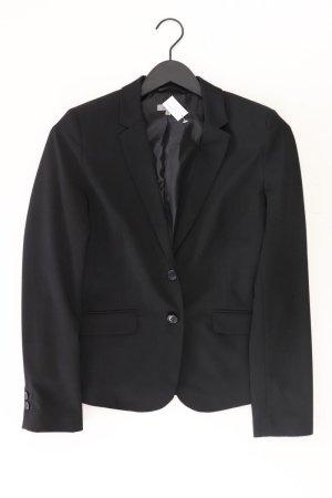 Montego Blazer Größe 38 neuwertig schwarz aus Polyester