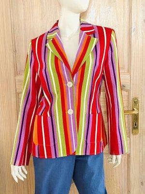 Montego Blazer Tweed multicolor Algodón