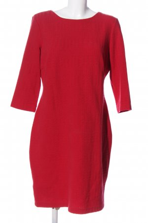 Montego Pencil Dress red allover print casual look