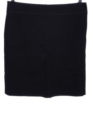 Montego Falda de tubo negro estilo «business»