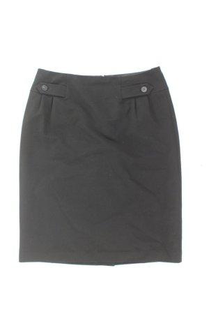 Montego Bleistiftrock Größe S schwarz aus Polyester