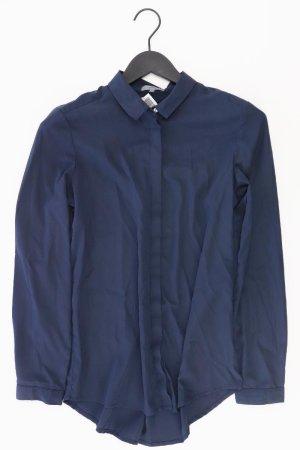 Montego Bluse blau Größe 36