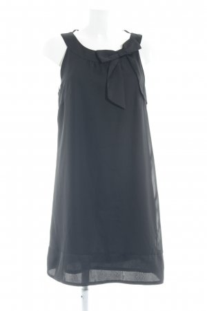 Montego Blusenkleid schwarz Elegant