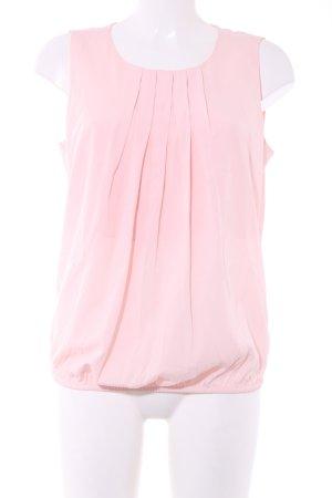 Montego Blouse topje roze zakelijke stijl