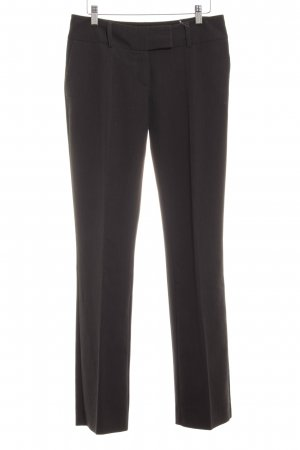 Montego Bundfaltenhose schwarz Business-Look