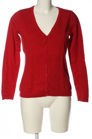 Montego Cardigan rot Casual-Look