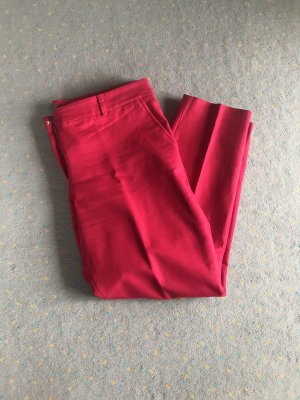 Montego Chinos neon red-raspberry-red