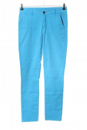 Montego Chinohose blau Casual-Look