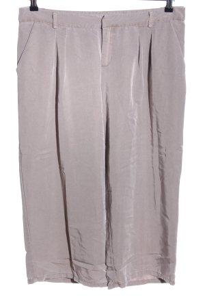 Montego Pantalone culotte grigio chiaro stile casual
