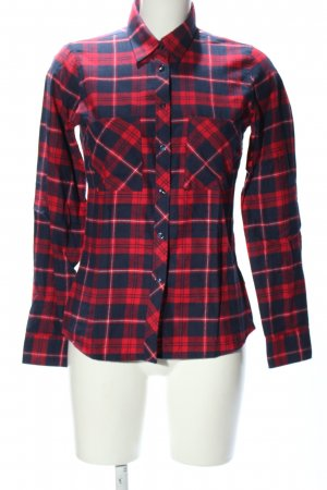 Montego Flanelowa koszula Wzór w kratkę W stylu casual