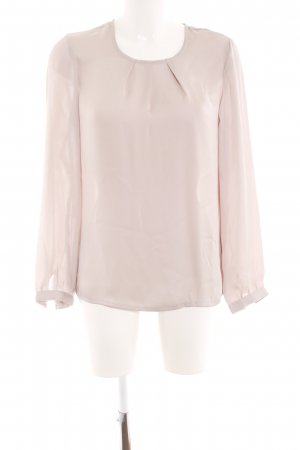 Montego Glanzbluse pink Business-Look
