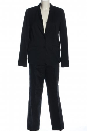 Montego Traje de pantalón negro elegante