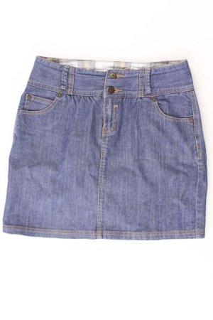 Montego Gonna di jeans blu-blu neon-blu scuro-azzurro Cotone