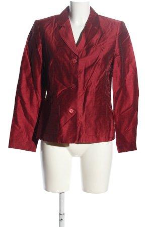 Montego Jerseyblazer rot Elegant