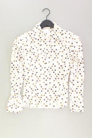 Montego Langarmbluse Größe 36 weiß