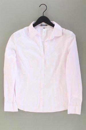 Montego Long Sleeve Blouse dusky pink-pink-light pink-pink cotton