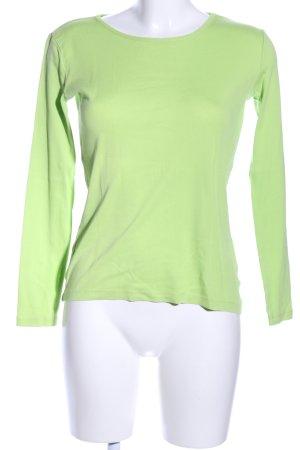Montego Longshirt grün Casual-Look