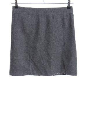 Montego Miniskirt light grey flecked casual look