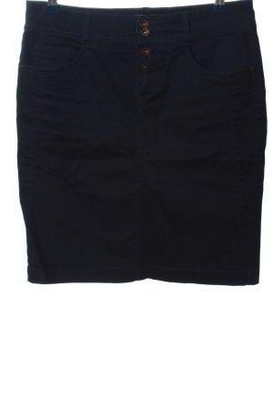 Montego Miniskirt black business style