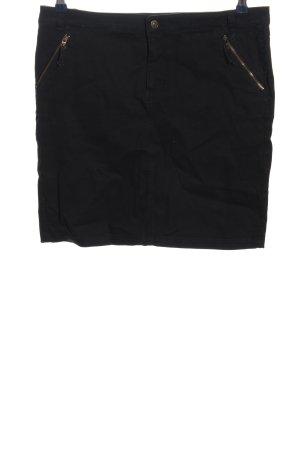 Montego Miniskirt black casual look