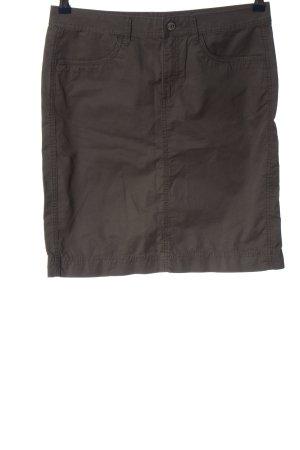 Montego Miniskirt brown casual look