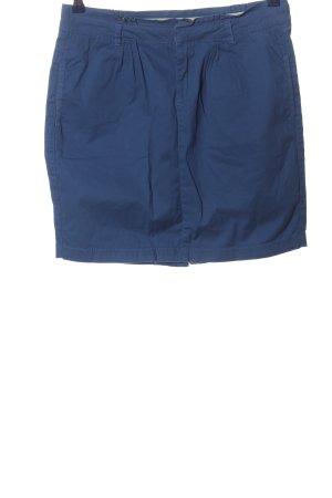 Montego Miniskirt blue mixture fibre