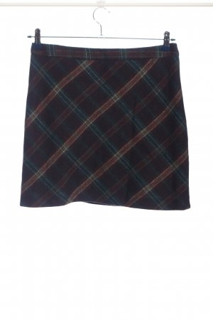 Montego Miniskirt check pattern casual look