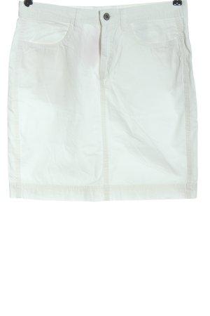 Montego Miniskirt white casual look