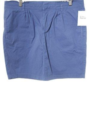 Montego Miniskirt steel blue casual look