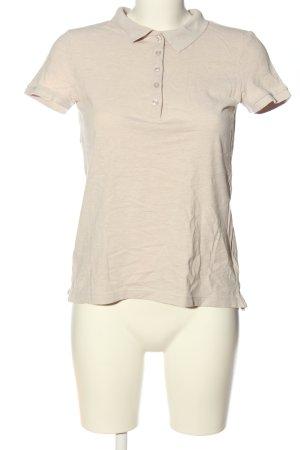 Montego Polo-Shirt creme Casual-Look