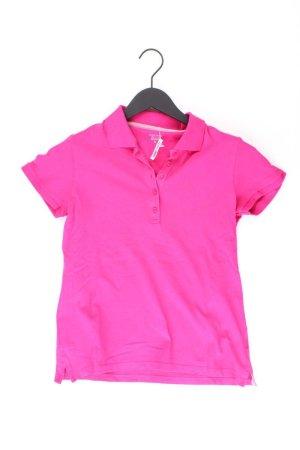 Montego Poloshirt Größe M Kurzarm pink
