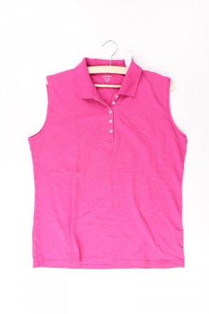 Montego Polo Top light pink-pink-pink-neon pink cotton