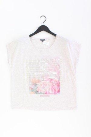 Montego Printshirt Größe XL Kurzarm creme