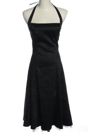 Montego Halter Dress black elegant