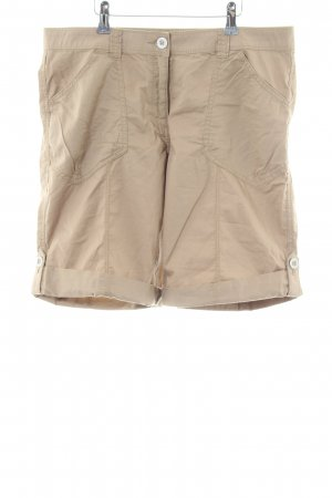 Montego Shorts wollweiß Casual-Look