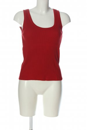 Montego Sporttop rood casual uitstraling