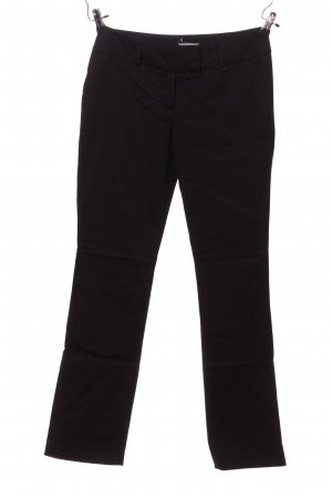 Montego Stoffhose schwarz Business-Look