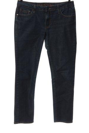 Montego Jeans slim bleu style décontracté