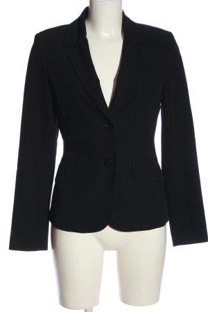 Montego Knitted Blazer black business style