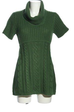 Montego Strickshirt grün Casual-Look